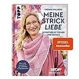 Meine Strickliebe - Effektvolle Tücher und Schals. SPIEGEL Bestseller: Das erste Strickbuch der beliebten Fernsehmoderatorin