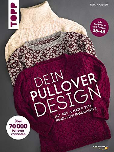 Dein Pullover-Design: Mit Mix & Match den neuen Lieblingssweater stricken