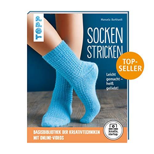 Socken stricken (kreativ.startup.): Leicht gemacht - heiß geliebt. Genial für Einsteiger